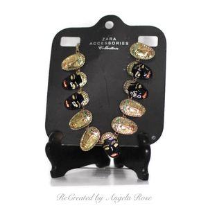 Zara African Inspired Necklace